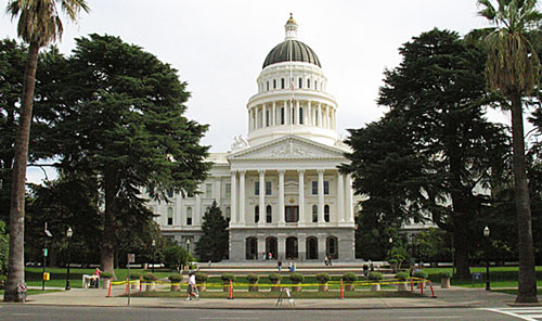 California's state capitol