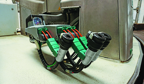 robotic milking unit