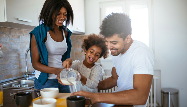 Dairy foods support health at all ages