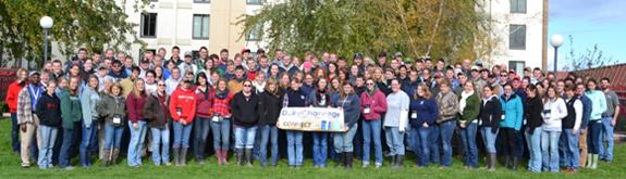 2011 Northeast Regional Dairy Challenge