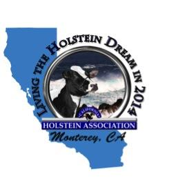 CA Holstein logo