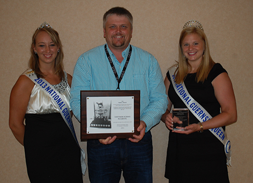 Commercial Herd Award recipient
