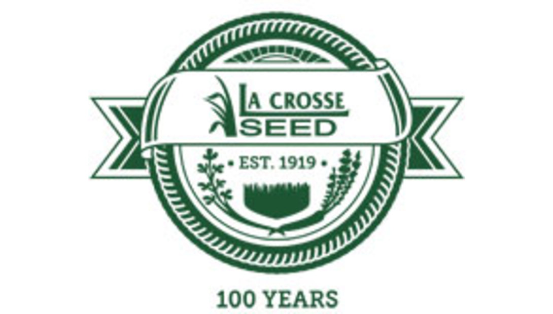 La_Crosse_Seed_100_Years_Logo
