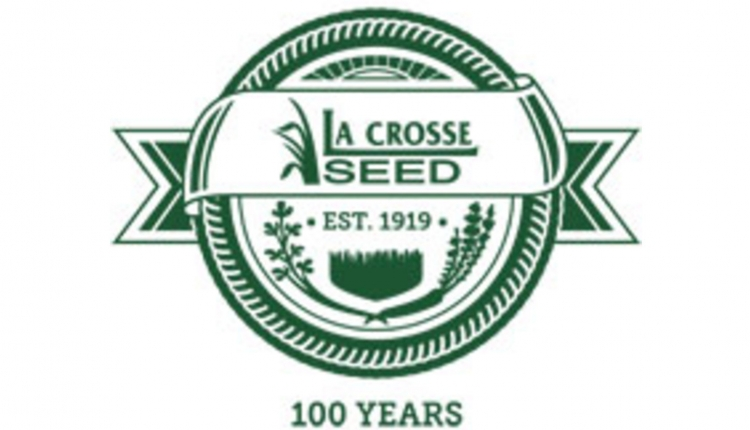 La_Crosse_Seed_100_Years_Logo