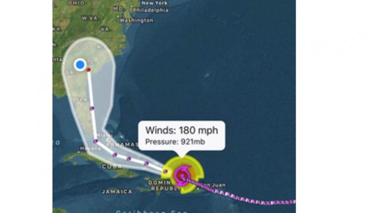 MR-GA Hurricane