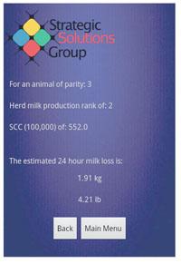 Spilt milk screen shot