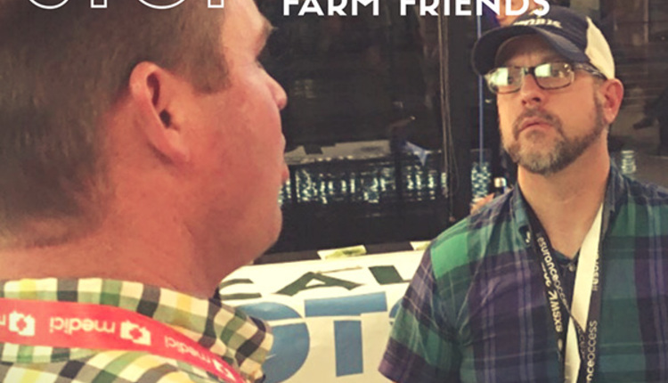 Stop talking to your farm friends