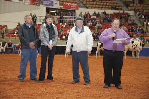 Jason and Donna Myers win McKown award