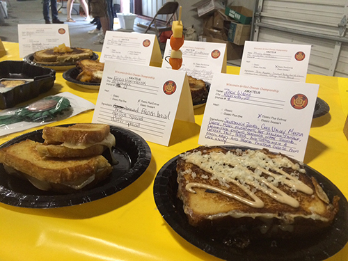 4th Annual Wisconsin Grilled Cheese Championship