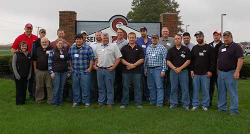 Fall 2013 Select Sires employee training